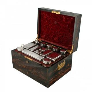 The Earl of Hardwicke Jewellery or Dressing Box
