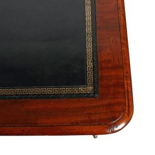 William IV Mahogany Writing Table