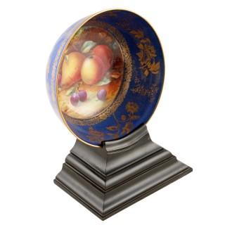 Wedgwood Porcelain Bowl Signed A Hollond
