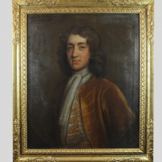 Portrait of Thomas Turner
