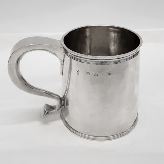 Antique Charles II Silver Mug