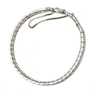 Platinum Bracelet with 50 Diamonds Art déco ca. 1930