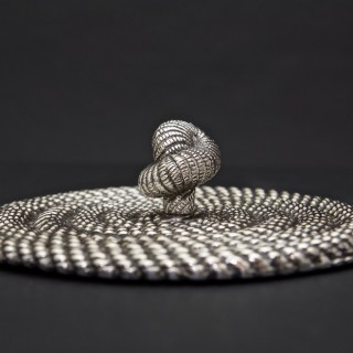 Coiled Rope Ice Bucket/Wine Cooler