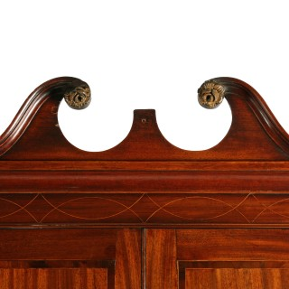 Georgian Double Corner Cupboard