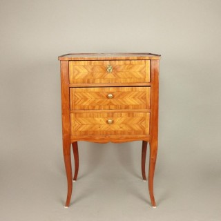 Small Louis XV/Transition Period Commode or Chest of Drawers