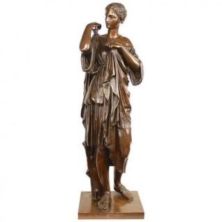 Large Bronze Sculpture of