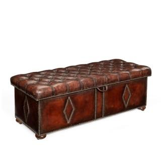 A Late Victorian Ottoman Box