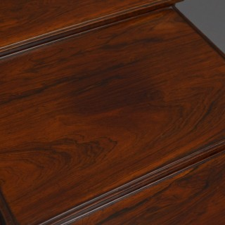 Regency Nest of 3 Tables in Rosewood