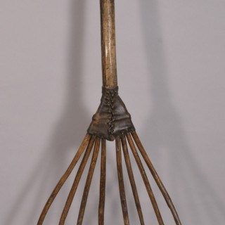 Antique 19th Century Hay Fork