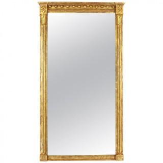 Regency Giltwood Pier Mirror, ca .1810 /1820