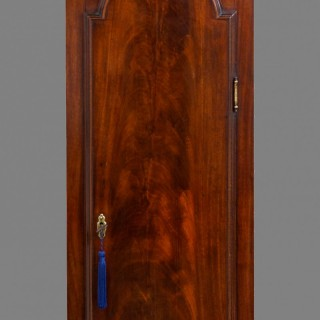 Georgian Mahogany Longcase Clock by Edward Arnold, St Neotts