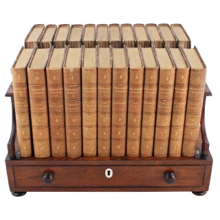 Regency Rosewood Book Stand