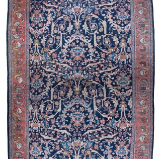 Antique Mahal carpet, Sultanabad