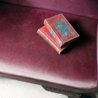 An Early 19thC American Empire High-Arm Sofa c.1815