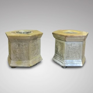 Oriental Ink Pot and Sander