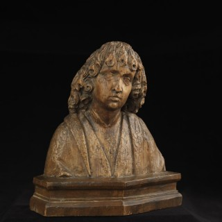 Head of John the Evangelist