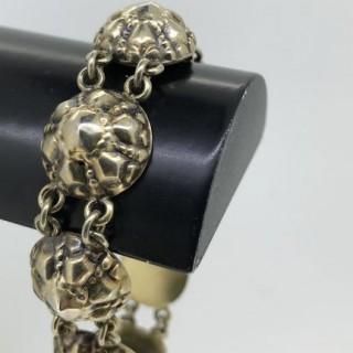 Antique Silver Bedouin Bracelet