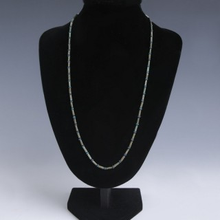Necklace of Ancient Egyptian Armana Beads
