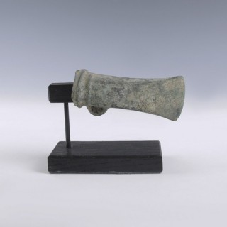 Socketed Axe Head from the European Bronze Age