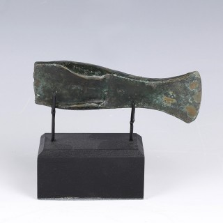 Bronze Age Palstave Axe Head