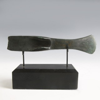 Large Bronze Age Palstave Axe Head