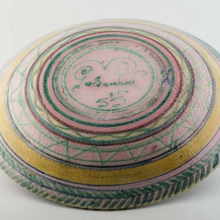 Decorative Plate, UK 1940