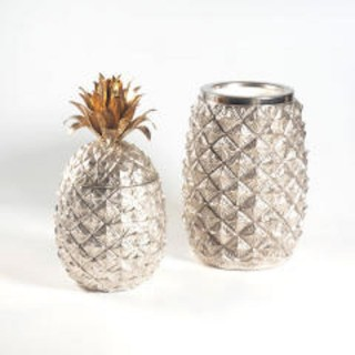 Mauro Manetti Pineapple Ice Bucket and Wine Cooler 1970s