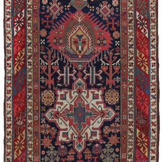 Antique Karaja runner, Perisa