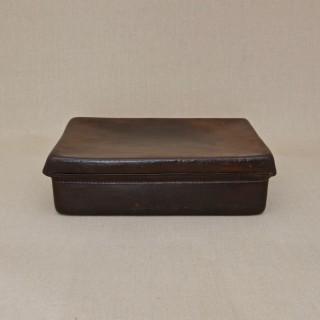 Norfolk Hide Leather Attaché Case