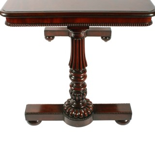 Georgian Library Table by Gillows
