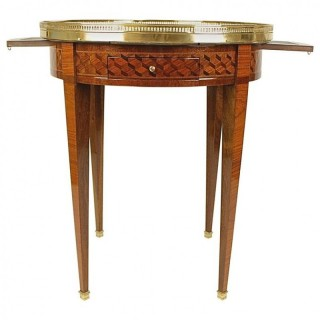 Late 19th Century Louis XVI Style Bouillotte Table