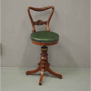 George IV Musicians Chair