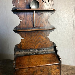 19th Century Spoon Rack