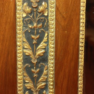 Italian Early 19th Century Empire period Overmantle Mirror