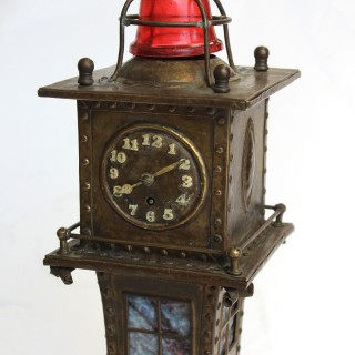 Antique French Lighthouse clock