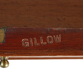 Gillows Mahogany Writing Table
