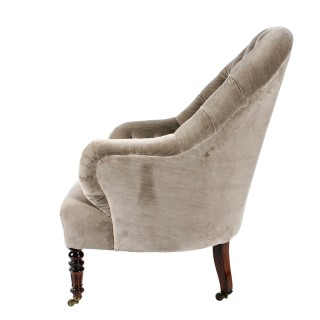 Victorian Rosewood Easy Chair