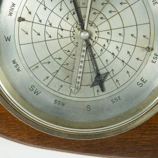 BAROCYCLONOMETER BY HUGHES & SON