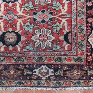Antique Mahal carpet, Persian