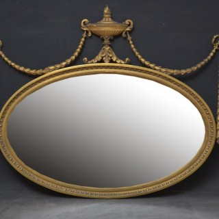 Early XXth Century Wall Mirror