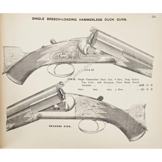 Chas  Osborne & Co  Gun Catalogue - LAPADA
