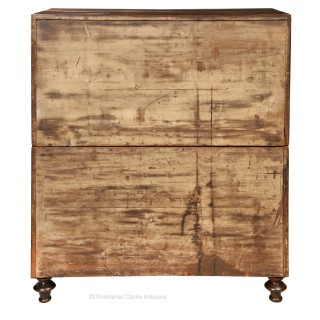 Mahogany Campaign Chest By Lowndes
