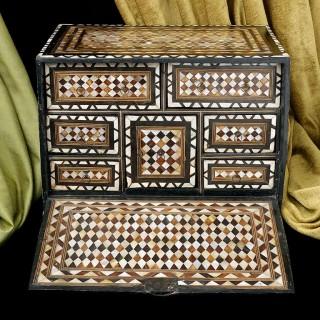 Very Rare Ottoman Table Box from the Ottoman Empire, 1600
