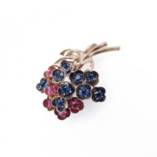 Cartier Lilac Clip
