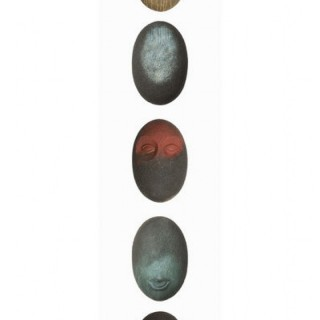 'Colours Tanmatras II' Stephen Cox b.1946