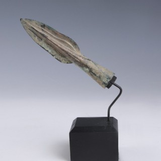 European Bronze Age Spearhead