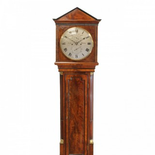 Domestic Regulator Longcase Clock - Tight, Reading