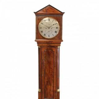 Domestic Regulator Longcase Clock - Tight, Reading