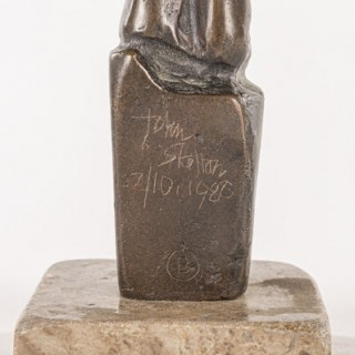 Untitled (Watercarrier) - John Skelton 1923 - 1999