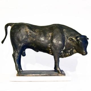 'Standing Bull' Georg Ehrlich (1897-1966)